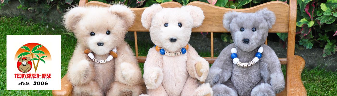 Teddybären-Oase